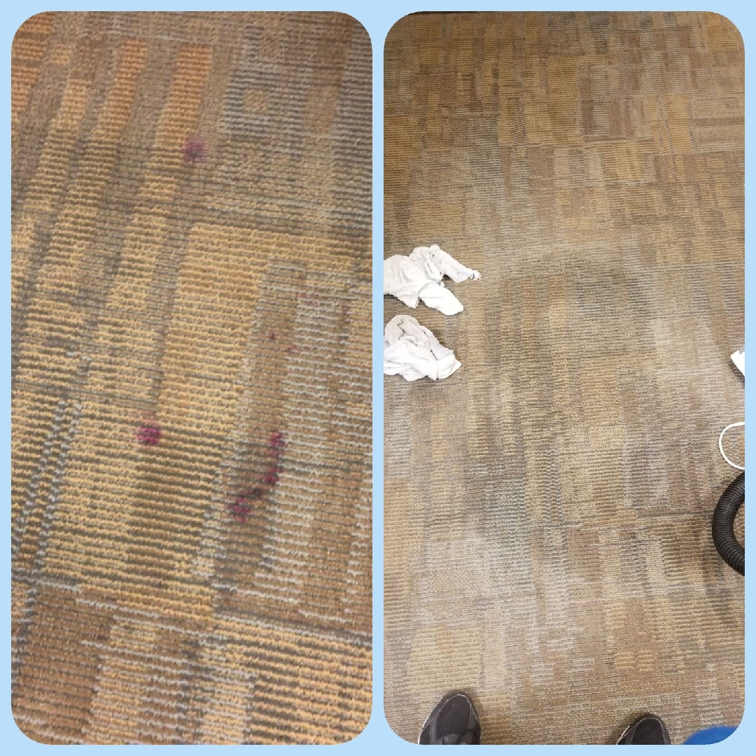 Bleach Spot Repair & Red Stain Removal in Conshohocken, PA