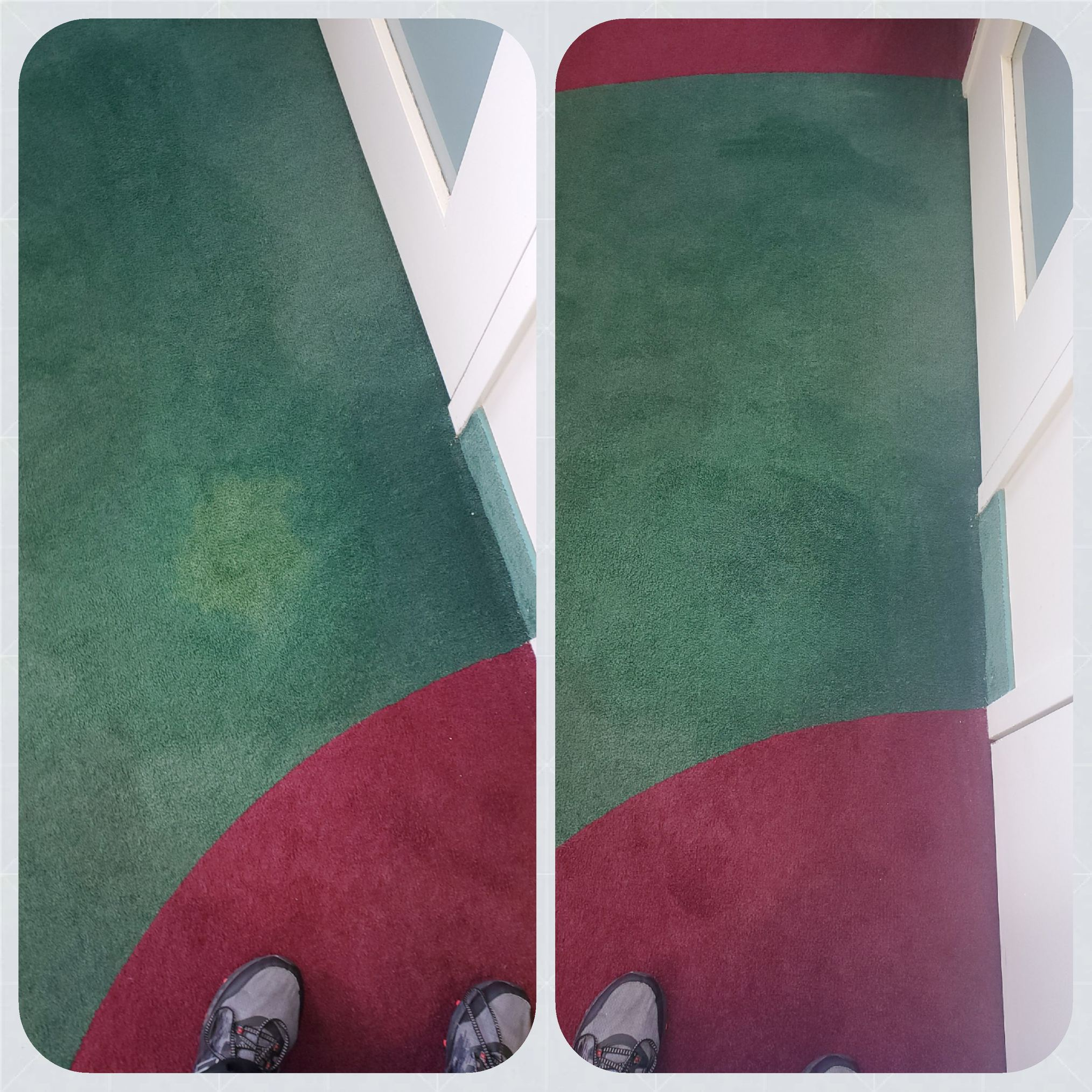 Bleach Spot Repair of Dr\'s Office in Ellicott City, MD