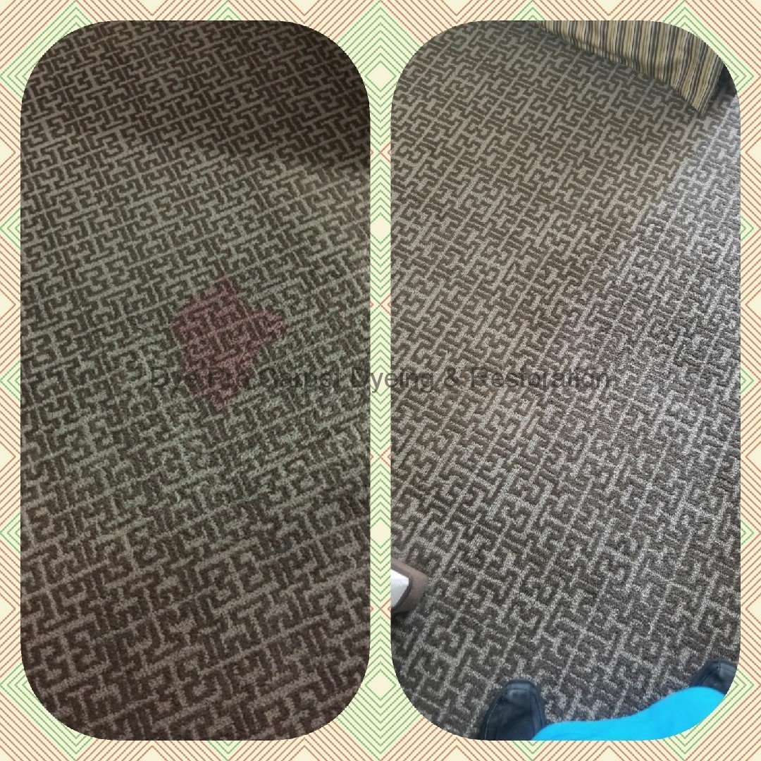 Red Stain Removal - Washington D.C. Hotel