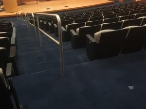 Blue Carpet Color Restoration at The Bureau of ATF in Washington, D.C.