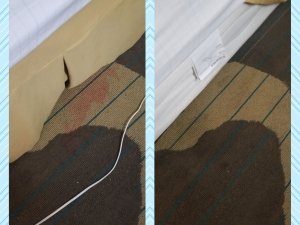 Red Stain & Hair Dye Removal in Camp Springs, MD Hotel