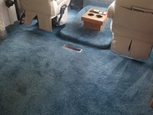 RV Carpet Dyeing in Tappahannock, VA